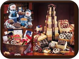 corporate food gift baskets