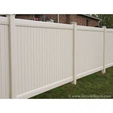 Vinyl Fence Panels Hoover Fence Co