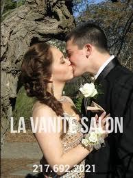 prom special at la vanité salon the