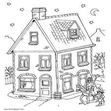 Kleurplaat Sint En Piet Aan Huis Kleurplaatarchief Nl