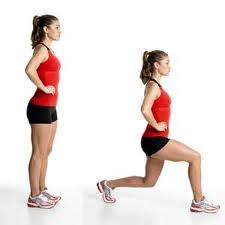 Image result for lunge workout