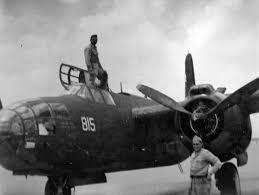 A-20C Bomber Crew Nancy Lee 815 2   World War Photos