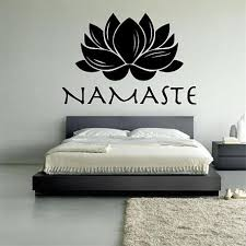 Lotus Vinyl Wall Decal Stickers Meditation Yoga Home Decor Removable Wall Decals Vinyl Living Wall Sticker Wall Stickers For Baby Room Wall Stickers For Bedroom From Onlinegame 12 21 Dhgate Com