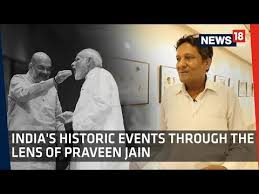 Historic Events Of India Through The Lens Of Praveen Jain - YouTube