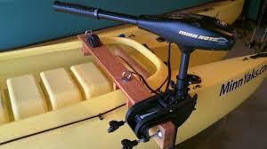 best trolling motor for kayak 2020