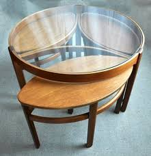 round nesting coffee table 650