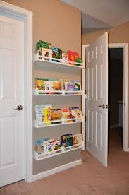 56 Ways To Use Ikea Spice Racks All Over Your Space Book Shelves For Kids Room Happyshappy
