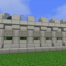 Medieval Minecraft Fence Ideas Woodsinfo