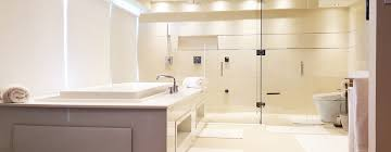 custom glass shower doors from aldora