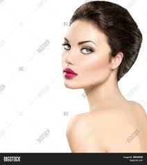 beauty woman portrait image photo