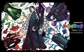 kurosuji black butler wallpaper