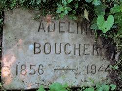 Adeline King Boucher (1856-1944) - Find A Grave Memorial