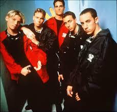 The Backstreet Boys: Nick Carter, left, Brian Littrell, Kevin Richardson,  Howie Dorough and A.J. McLean.