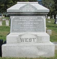 Wesley West (1808-1894) - Find A Grave Memorial