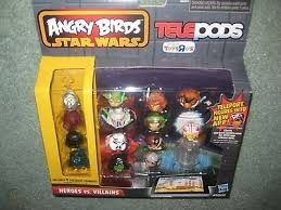 2016 angry birds star wars telepods