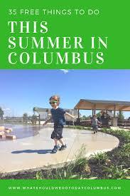 kids this summer in columbus