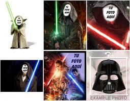 Fotomontajes De Star Wars Gratis Para Tus Fotos Fotoefectos