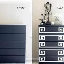 New Design Decals For Furniture Hack Greek Key Furniture Morocco Sticker For Malm Dresser Hack Decal Wall Sticker Wall Stickers Aliexpress