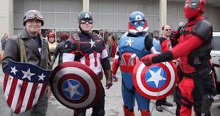 diy yours captain america costume