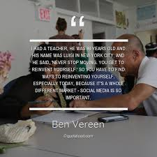 i had a teacher he was years old ben vereen about teacher