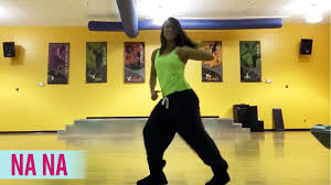 trey songz na na dance fitness with