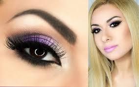 makeup for navy blue dress makeup