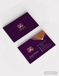 business card templates word psd ai