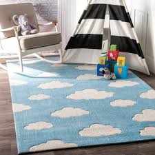 Shop Nuloom Handmade Modern Clouds Kids Area Rug On Sale Overstock 10339769