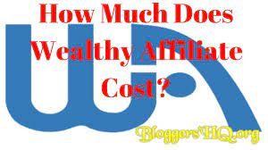How Much Does Wealthy Affiliate Cost? Is Free Too Expensive ...