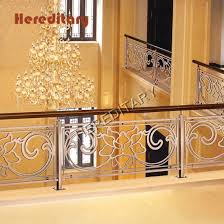 China Security Fencing Stainless Steel Terrace Guardrail Design For Interior Balcony China Guardrail Prices Balcony Balustrade