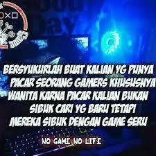kata kata anak gamer home facebook