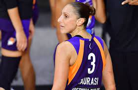 Diana Taurasi to refs: 'I'll see you in the lobby later'