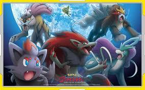 Pokémon the Movie: Zoroark: Master of Illusions Wallpaper #926641 ...