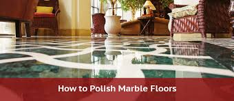 how to polish marble floors re