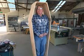 diy coffin building work reviving