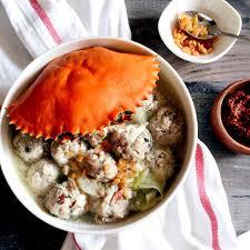 Bak Wan Kepiting (Pork & Crab Meatballs ...