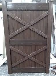 10 Best Embossed Wood Grain Vinyl Fences Gates Images In 2020 Wood Grain Vinyl Fence Vinyl Fence Wood Grain