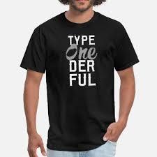 diabetic symbol t shirts
