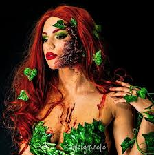 poison ivy costume ideas for