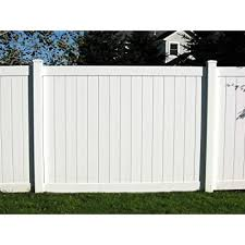 Vinyl Privacy Fence Panel Kit 6x8 Buy Products Online With Ubuy Thailand In Affordable Prices B01i0jivgw
