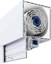 Persianas para ventanas de PVC - Sistema RolaPlus Kömmerling - Indalco