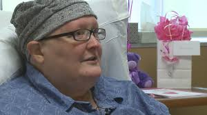 College Station woman shares story on her last day of chemo