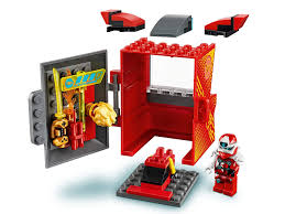 Lego Ninjago Kai Avatar Arcade Pod 71714 – Sam Turner & Sons