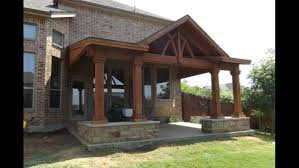 patio covers gabled and shed roofs by