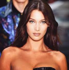 red haired trend bella hadid tells us