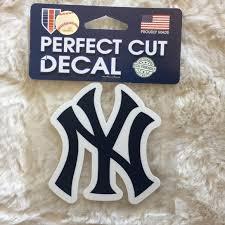 Other 2 New York Yankees Car Sticker Decals Poshmark