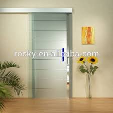 frosted glass bathroom door low 4