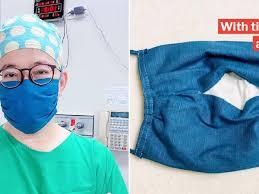 DIY Cloth Face Mask ...