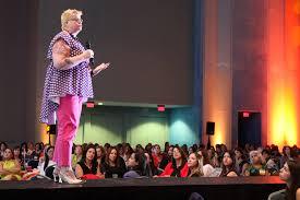 Keynote speaker Jess Pettitt
