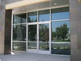diffe types of commercial doors and